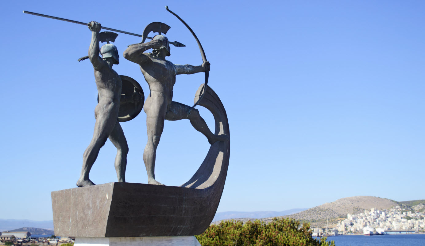 Monument of Battle of Salamis